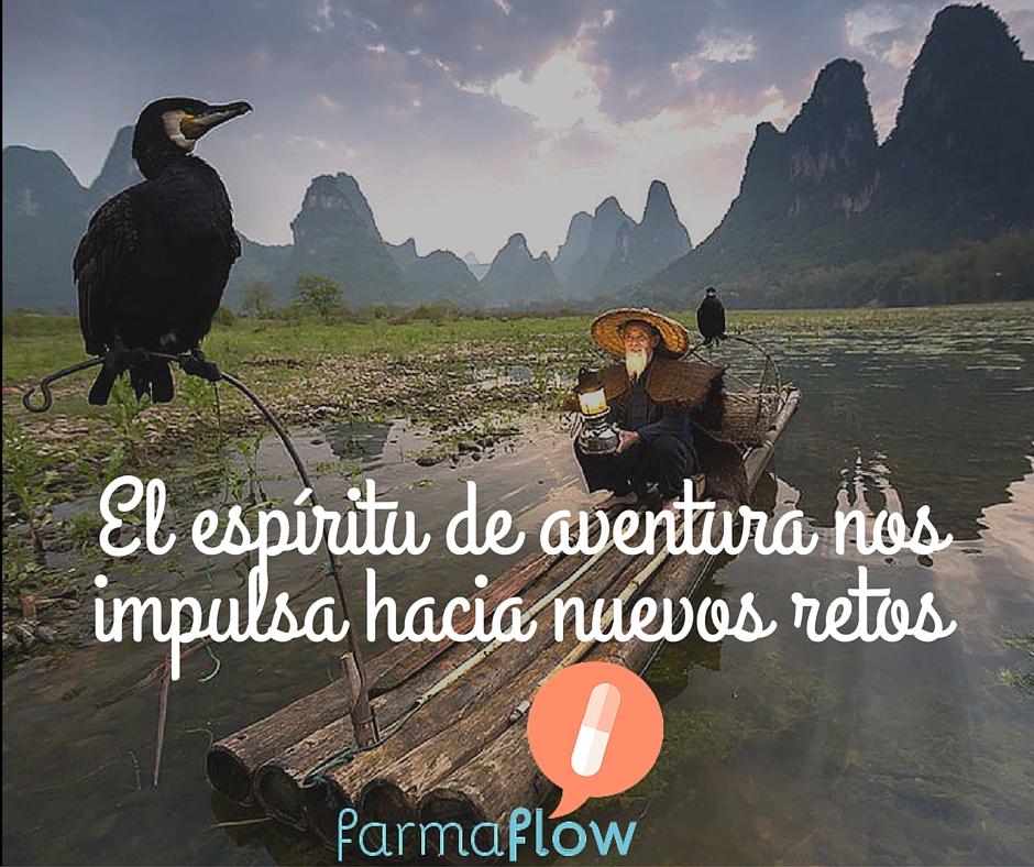 Espíritu Aventura FarmaFlow