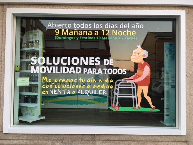 escaparate-farmacia-Mariño-farmaflow