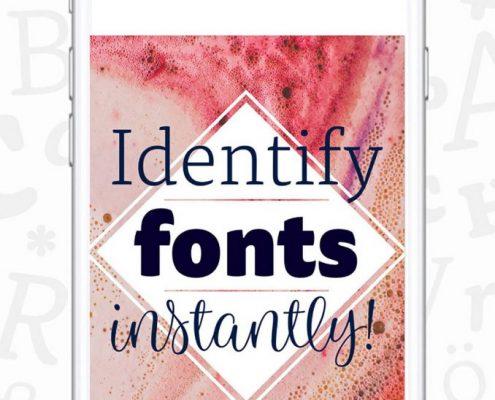 WhatTheFont reconoce automáticamente las partes de la imagen que contienen texto y nos permite elegir qué selección queremos analizar. A partir de ahí nos mostrará las tipografías del catálogo de MyFonts que más se asemejan a la original. Además, nos permite probar la fuente con nuestro propio texto.